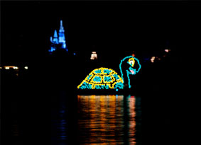 Electrical Water Pageant Two