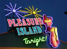 Pleasure island discount
