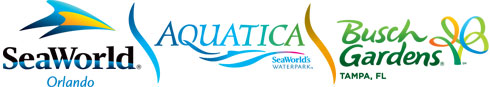 SeaWorld Aquatica Busch Gardens Combo Ticket